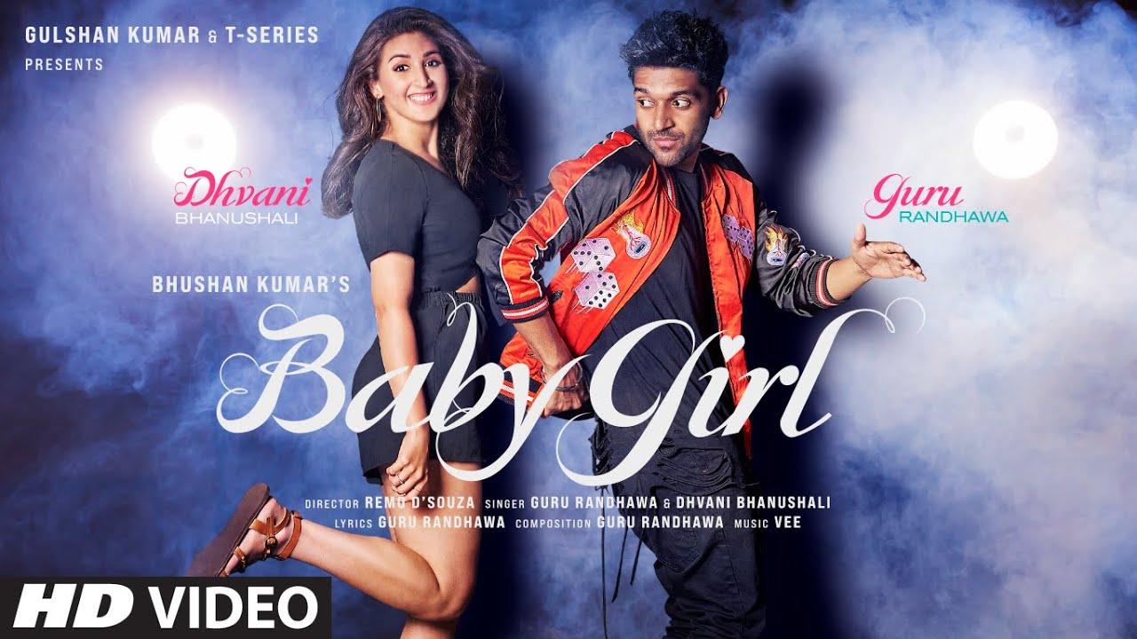 Baby girl lyrics in hindi, english Guru Randhawa 2020