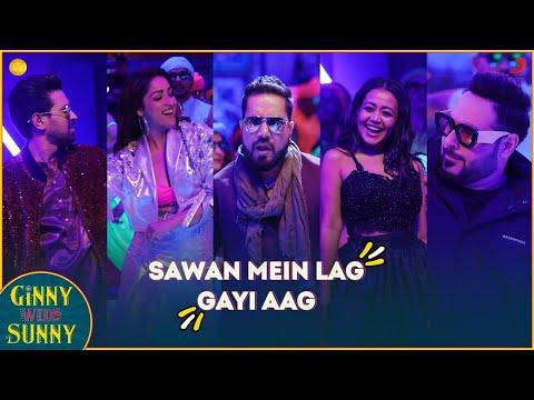 Sawan Mein Lag Gayi Aag Lyrics in Hindi