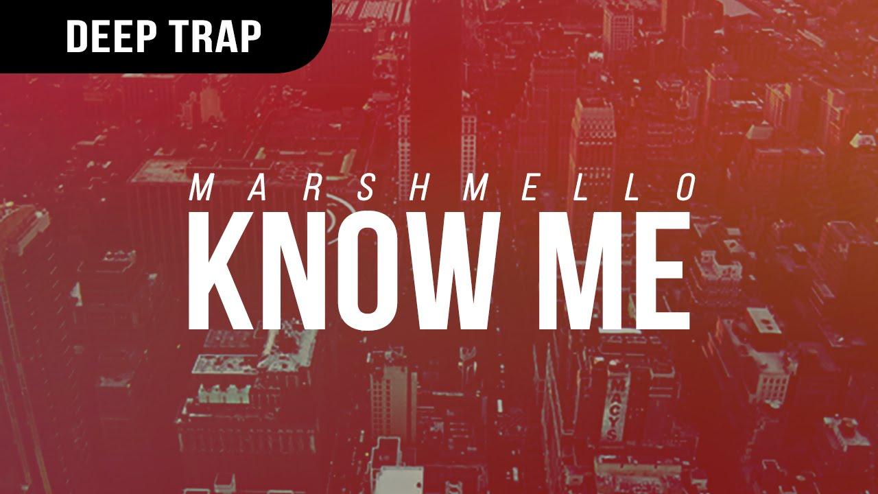 Marshmello - KnOw ME lyrics in English 2016
