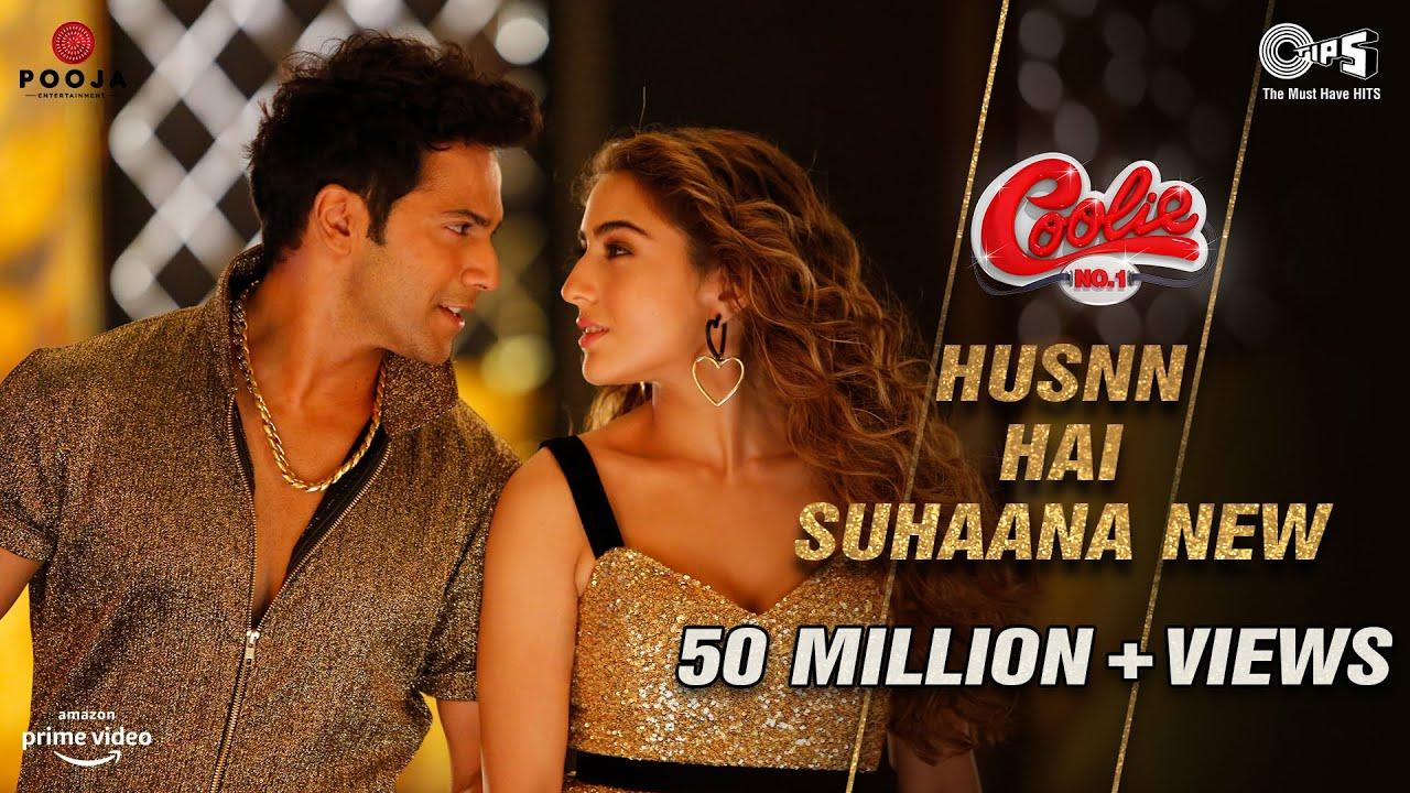 Husnn Hai Suhaana New Lyrics in Hindi