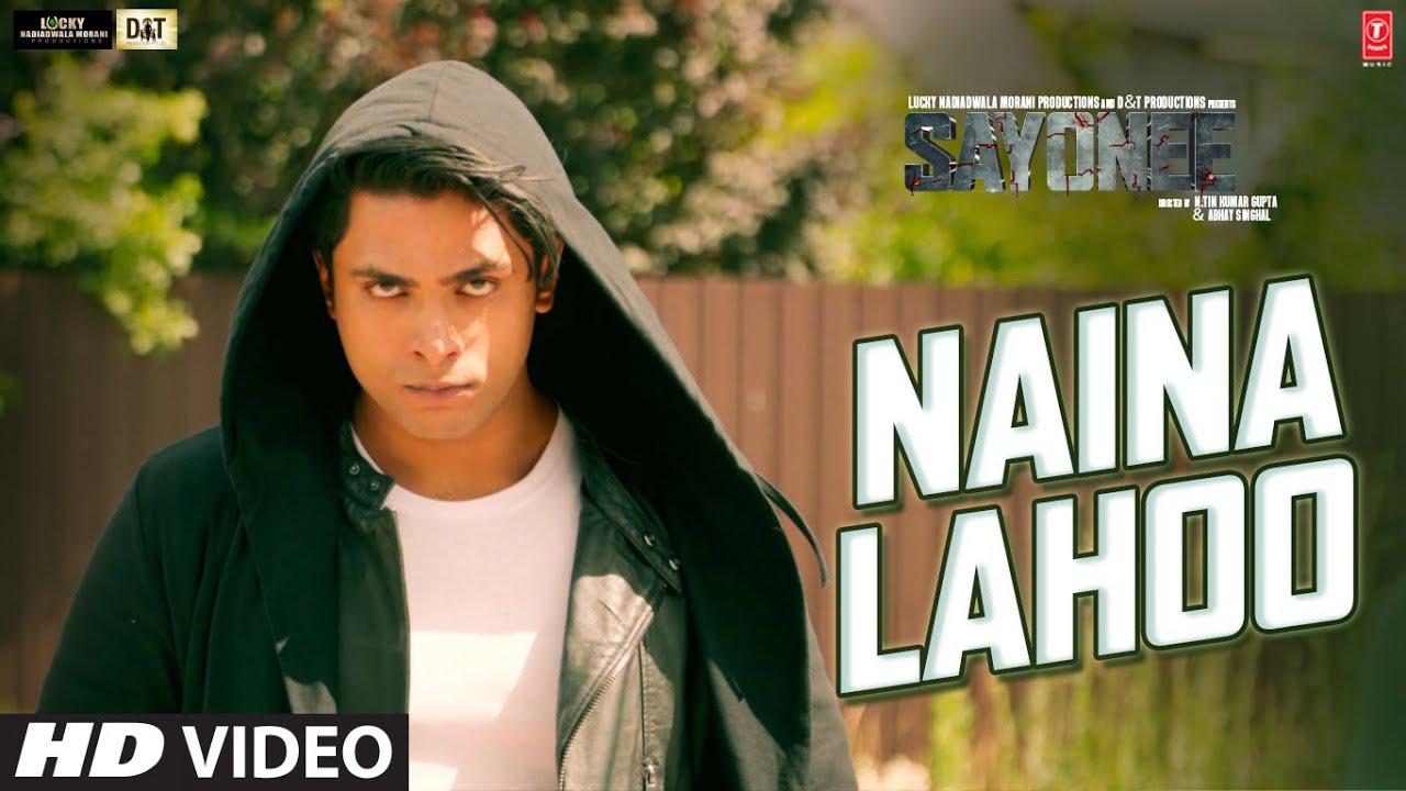 Naina Lahoo Lyrics in Hindi