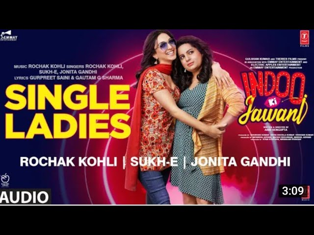 Single Ladies Lyrics in Hindi