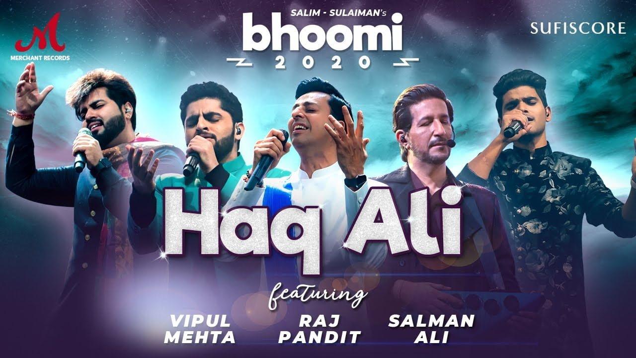 Haq Ali Lyrics in English