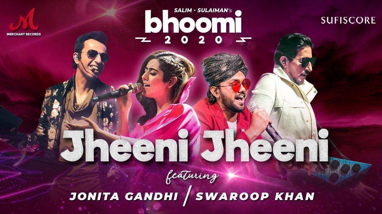Jheeni Jheeni Lyrics in Hindi