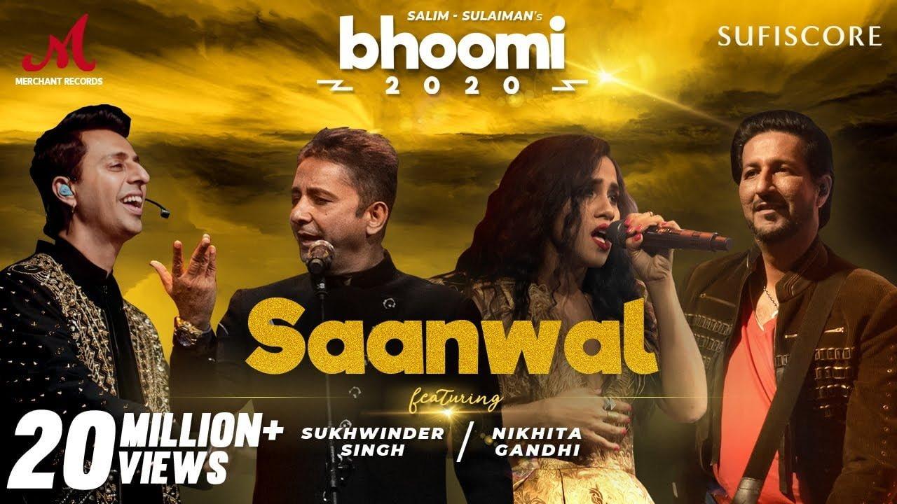 Saanwal Lyrics in Hindi