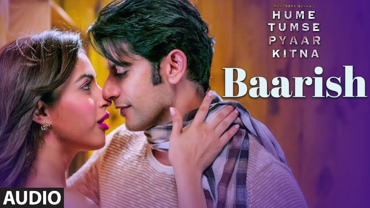 Baarish Lyrics in Hindi