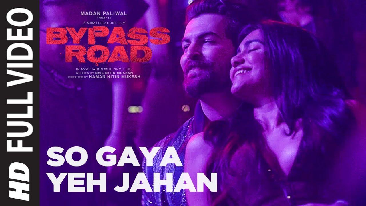 So Gaya Yeh Jahan Lyrics in Hindi